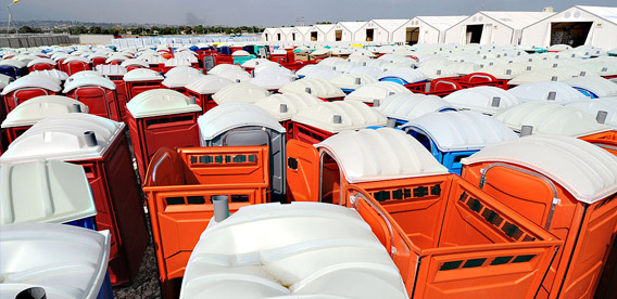 Champion Portable Toilets in Temple, TX